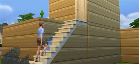 building stairs to basement the sims 4 building stairs and basements