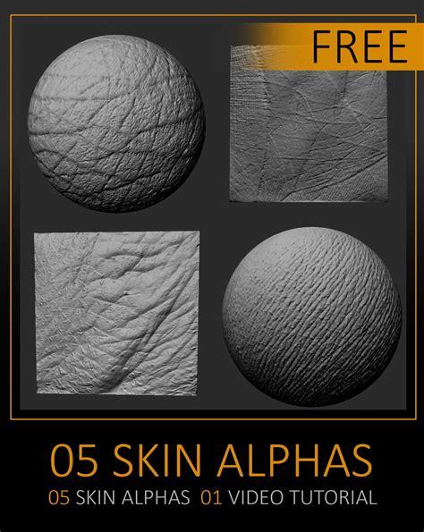 zbrush tutorial skin free pack human skin alphas by celito moura filho celito