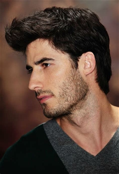 hairstyles for sharp jaw line casual y chic blog 161 a pelo cortes para hombre 2012