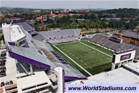 States In America world stadiums bridgeforth stadium in harrisonburg