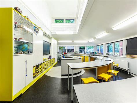 design lab uk cothill house school science lab refurbishment envoplan