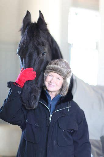 Martha Stewart Rides A Stallion by Martha Stewart This Does Not Look Happy Legendary