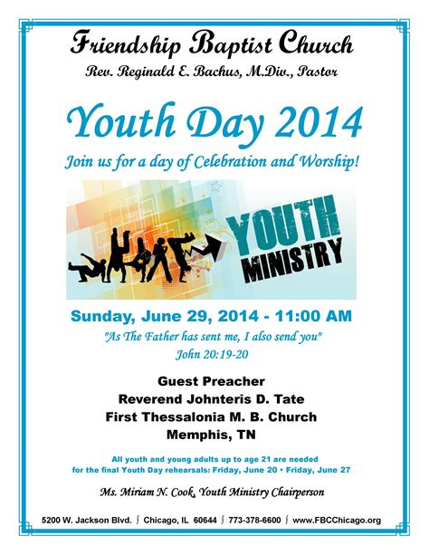 Church Program Ideas For Youth - quotes for church youth day quotesgram