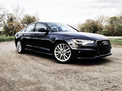Audi A6 2012 by Reviewed 2012 Audi A6
