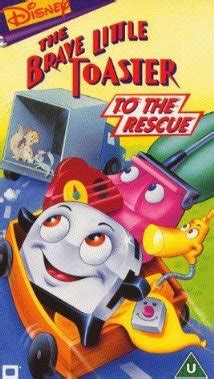 Brave Little Toaster Goes To Mars The Brave Little Toaster To The Rescue 1997 Imdb
