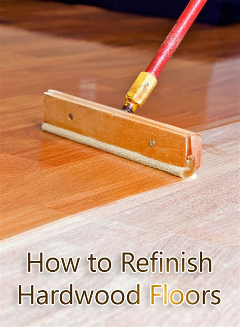 how to refinish hardwood floors corner