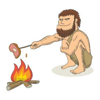 alimentazione uomini primitivi l uomo primitivo e il fuoco thinglink