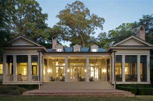 House Plans South Carolina Lowcountry Greek Revival Spring Island South Carolina