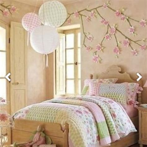 Blossoms Bedroom | cherry blossom bedroom design interiordecoration