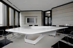 Modern Conference Table Design Executive Office Furniture Design For Highest Comfort Level Office Architect