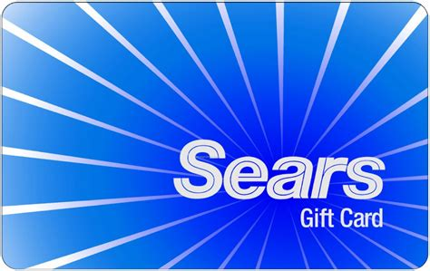 Sears Online Gift Card - sears gift cards review buy discounted promotional offers gift cards no fee
