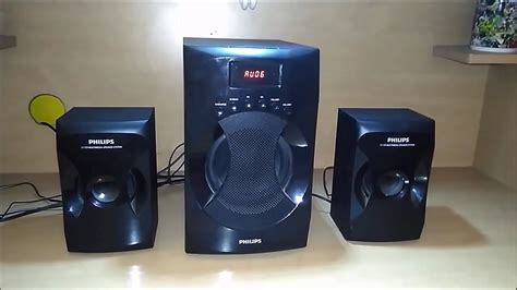 Speaker Aktif Sony philips 2 1 multimedia speaker system explode mms4040f 94 review