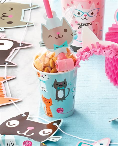 theme party blog tips for throwing the purr fect cat themed party party