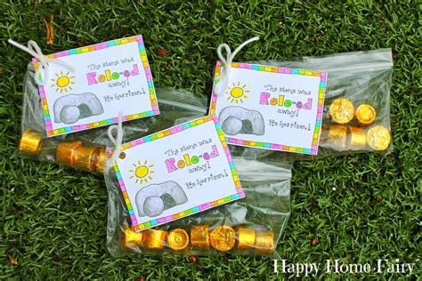 treat ideas for free printable easter treat tag happy home
