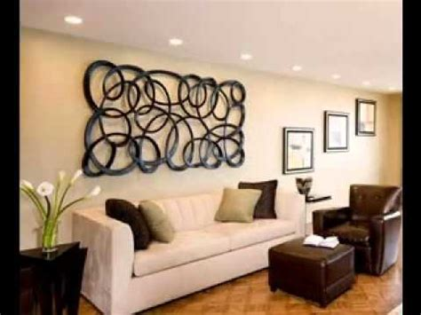 Diy living room wall decorations youtube