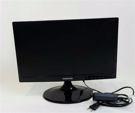 Lcd Samsung 19 B193o Widescreen monitor led 19 widescreen samsung s19c301f seminovo r