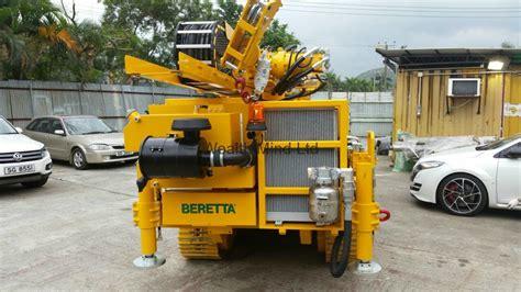 beretta t55 s drill rig hong kong trading company