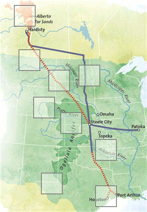 keystone pipeline map texas keystone pipeline texas map