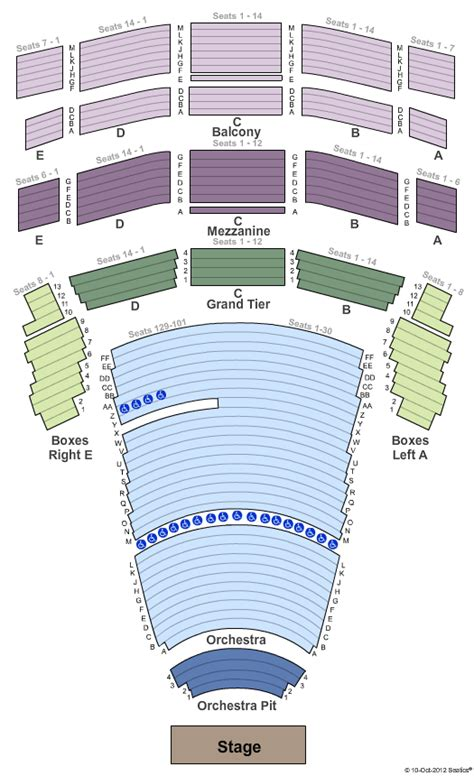 jones seating chart cheap jones for the performing arts tickets