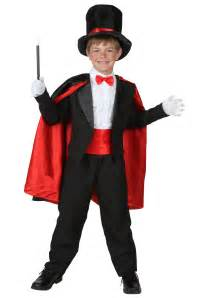 Halloween Costume Child Magician Costume