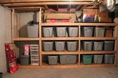 25 best ideas about unfinished basements on