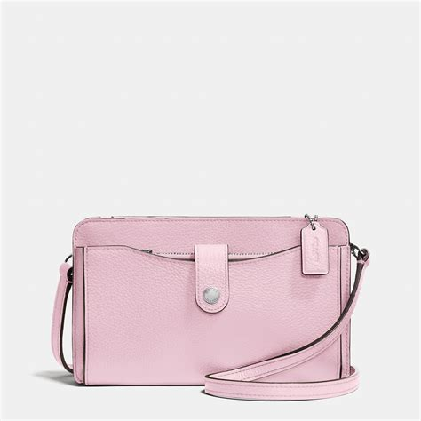 Coach Messenger by Coach Messenger Bag Pink Coachclearance