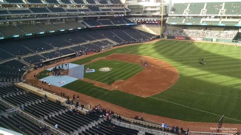 target 1 section target field section 206 rateyourseats com