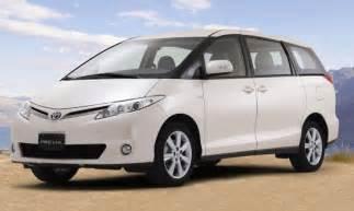 Toyota Privia History Of The Toyota Previa Autorevival Automotive