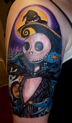 tattoo cartoon halloween 25 jack skellington tattoos 183 skullspiration com skull
