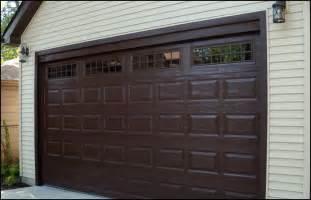 Brown Garage Door Brown Garage Door Decor Inspiration And Ideas For The House Pin