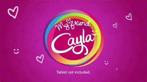 my friend cayla commercial my friend cayla tv commercial disney channel by your