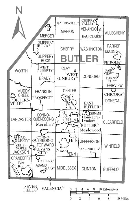 Butler County Pa Records Butler County Pennsylvania Autos Post