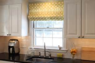 Window Treatments For Kitchens window treatments by melissa window treatment style education roman