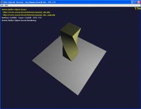 qt glsl tutorial opengl direct3d tutorials