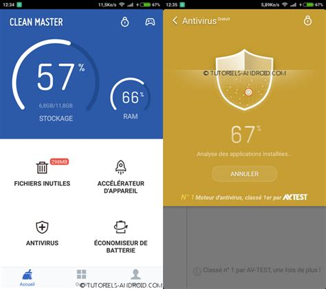 telecharger clean master apk les meilleures applications pour nettoyer votre android