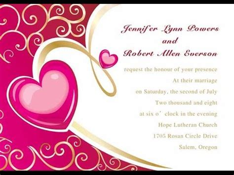 marriage invitation card maker free wedding invitation card maker invitations on free wedding cards invitation card