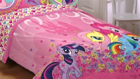 my little pony twin bedding set my little pony heart to heart twin comforter youtube