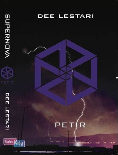 Buku Novel Petir Lestari Supernova Ik Bukukita Supernova 3 Petir New Toko Buku