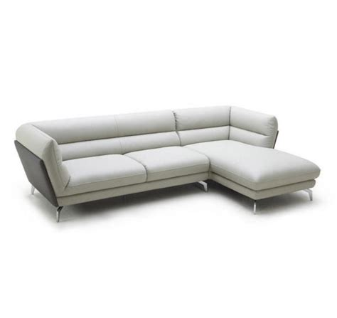 Sofa Casa Leather Modern Home And Office Furniture Store Divani Casa Poppy Modern Eco Leather Sectional Sofa