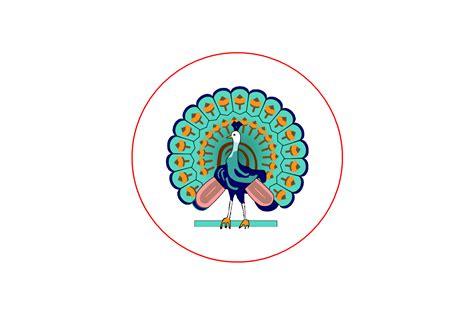 file flag of burma peacock 2 png wikimedia commons