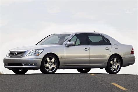 lexus ls 2005 2005 lexus ls 430 overview cars com