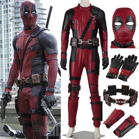 Kaos Print Umakuka Dedpool Suits popular deadpool costume mask buy cheap deadpool costume mask lots from china deadpool costume
