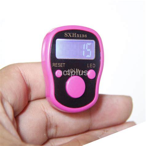 Tasbih Digital Mini Finger Counter Penghitung Digital Muslim Hhm376 wholesale led muslim tally counter finger ring tally counter digital tasbih ebay