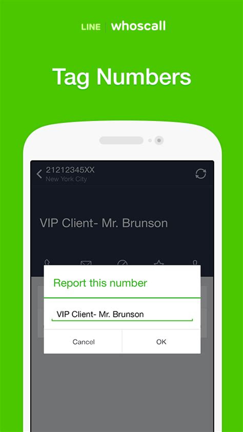 line app block whoscall caller id block android apps on play