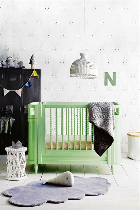 schaukel fürs zimmer babyzimmer ideen