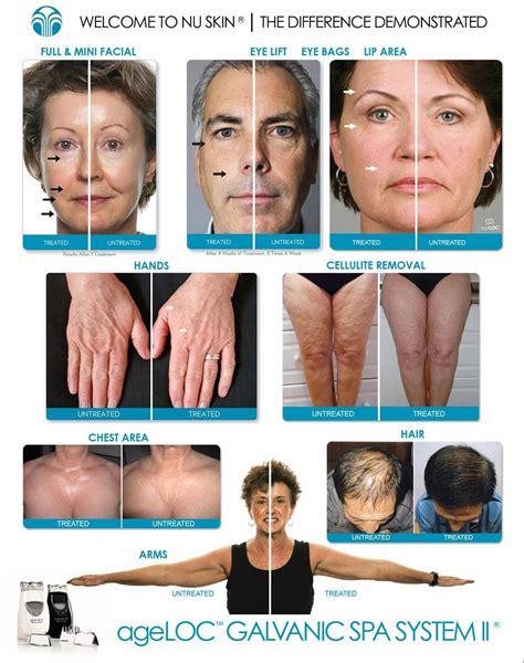 Nu Skin Setrika Wajah nuskin jakarta indonesia ageloc galvanic spa system ii