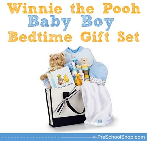 Baby The Pooh Set For Baby Boy winnie the pooh gift set for newborn baby boy