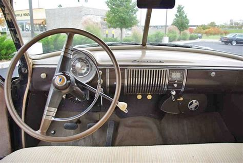 1949 Chevy Interior by 1949 Chevy Dash 1949 Chevrolet Deluxe Hotrod Chevy Knobs And Interiors