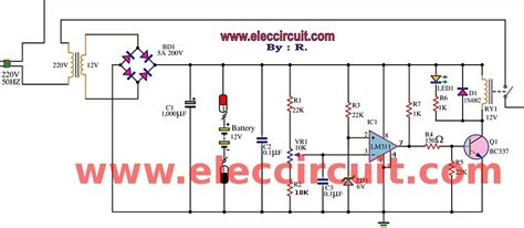 Car Charger Led Cas Mobil T3010 6 6v 4 5ah battery charger circuit circuit diagram