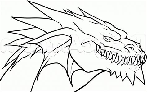 nice dragon coloring page easy dragon drawings coloring pages nice dragon easy